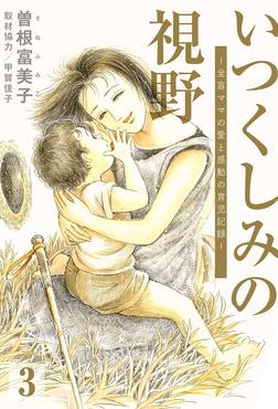 いつくしみの視野 全盲ママの愛と感動の育児記録【分冊版】(3)-電子書籍
