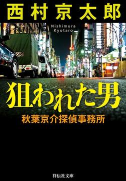 狙われた男 秋葉京介探偵事務所-電子書籍