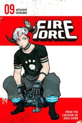 Fire Force Volume 9