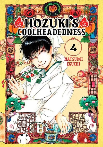 Hozuki's Coolheadedness Volume 4