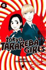 Tokyo Tarareba Girls Volume 6