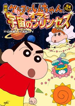 映画クレヨンしんちゃん 嵐を呼ぶ! オラと宇宙のプリンセス-電子書籍