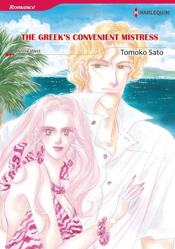 THE GREEK'S CONVENIENT MISTRESS-電子書籍