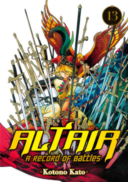 Altair: A Record of Battles 13