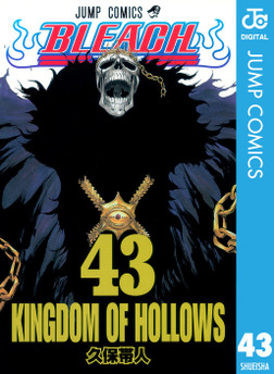 BLEACH モノクロ版 43-電子書籍