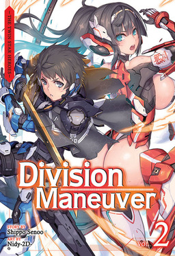 Division Maneuver Vol. 2 - The Twin Star Heroes