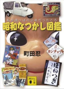 昭和なつかし図鑑 私が原っぱの少年だったころ-電子書籍