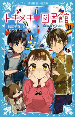 トキメキ 図書館 PART11 -恋の大バトル!?--電子書籍