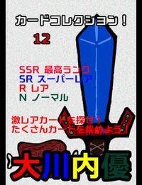 カードコレクション!12