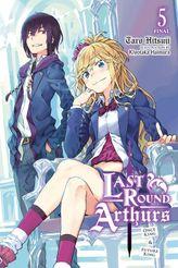 Last Round Arthurs, Vol. 5