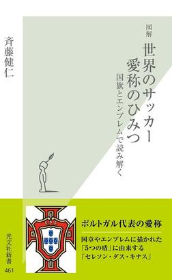 図解 世界のサッカー 愛称のひみつ~国旗とエンブレムで読み解く~-電子書籍