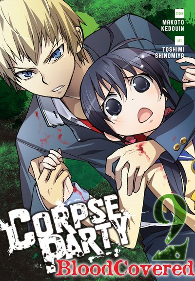 Corpse Party: Blood Covered, Vol. 2