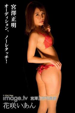 image.tv 花咲いあん オーディション、ノーレタッチ!-電子書籍