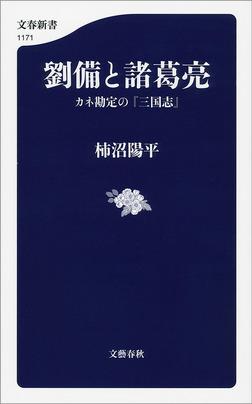 劉備と諸葛亮 カネ勘定の『三国志』-電子書籍