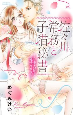 佐々川常務と子猫秘書 ~ご主人様と発情マリッジ~-電子書籍