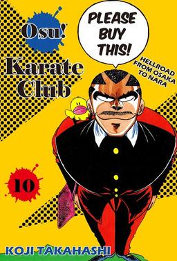 Osu! Karate Club, Volume 10