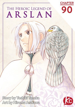 The Heroic Legend of Arslan Chapter 90