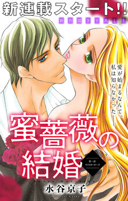 Love Silky 蜜薔薇の結婚 story01-電子書籍