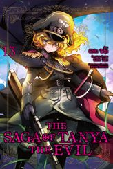 The Saga of Tanya the Evil, Vol. 13