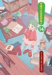 Yotsuba&!, Vol. 14