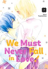We Must Never Fall in Love 7