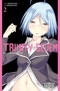 Trinity Seven, Vol. 2-電子書籍