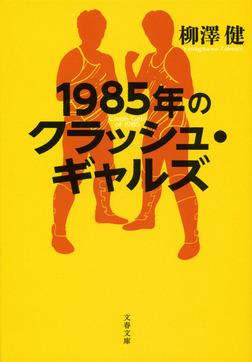 1985年のクラッシュ・ギャルズ-電子書籍