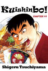Kuishinbo!, Chapter 1-9