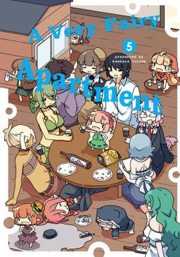 A Very Fairy Apartment Volume 5