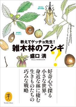 ヤマケイ文庫 教えてゲッチョ先生!雑木林のフシギ-電子書籍