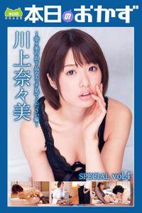 川上奈々美 SPECIAL vol.4 奈々美のお下品なエッチ見てください編 本日のおかず