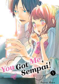 You Got Me, Sempai! Volume 1