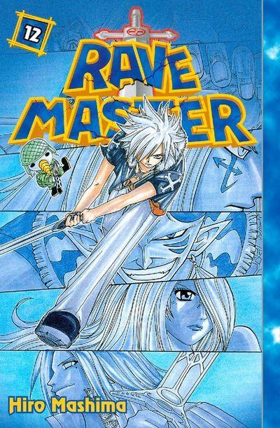 Rave Master Volume 12