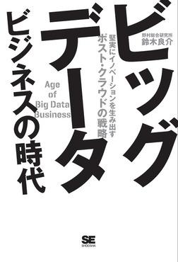 ビッグデータビジネスの時代-電子書籍