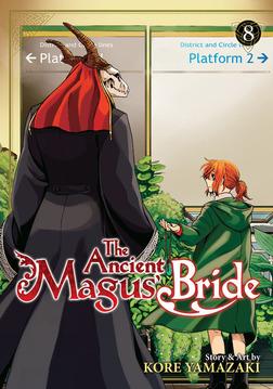 The Ancient Magus' Bride Vol. 8-電子書籍