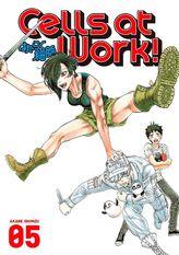 Cells at Work! Volume 5