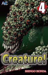 Creature!, Volume 4