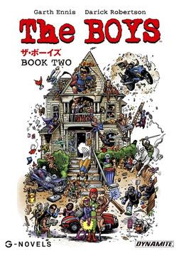ザ・ボーイズ 2-電子書籍