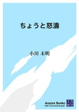 ちょうと怒濤-電子書籍