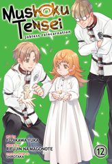 Mushoku Tensei: Jobless Reincarnation Vol. 12