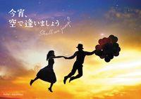 今宵、空で逢いましょう ~Shall we jump?~