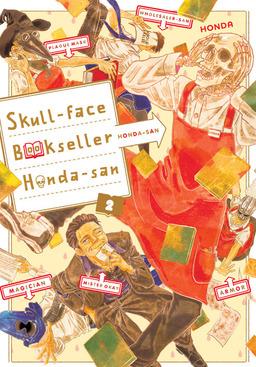 Skull-face Bookseller Honda-san, Vol. 2