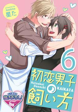 初恋男子の飼い方6-電子書籍