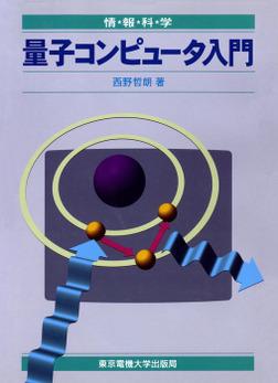 量子コンピュータ入門-電子書籍