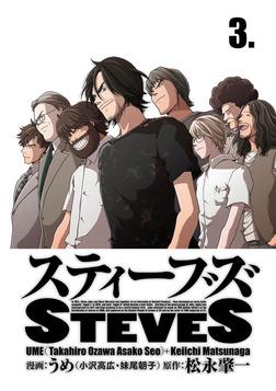 スティーブズ 3-電子書籍