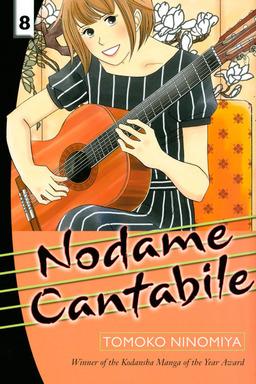 Nodame Cantabile 8
