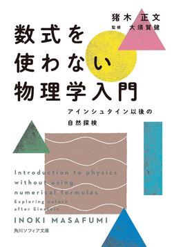数式を使わない物理学入門 アインシュタイン以後の自然探検-電子書籍
