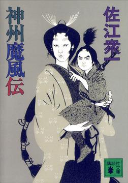 神州魔風伝-電子書籍