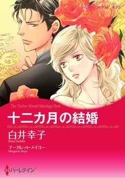 十二カ月の結婚-電子書籍