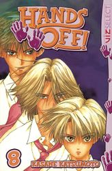 Hands Off!, Vol. 8